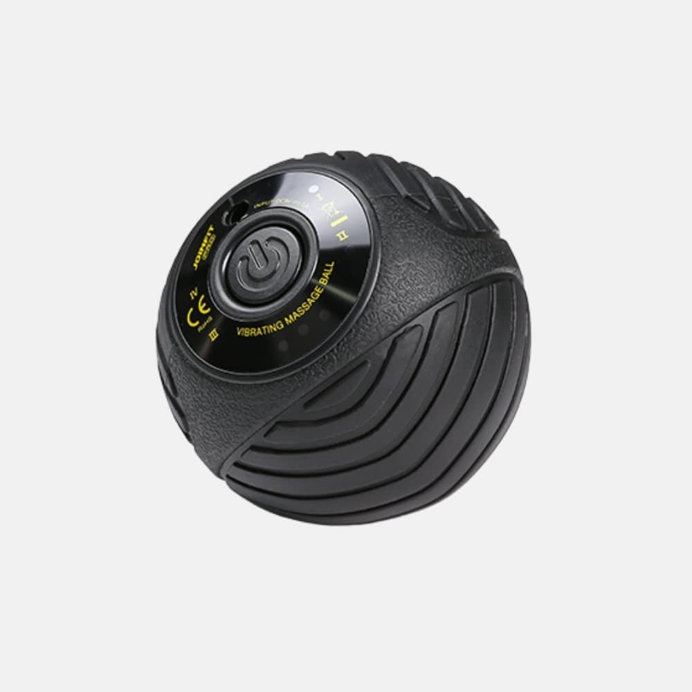 trigger point ball, vibrating massage ball, lacrosse ball with 4 different levels,