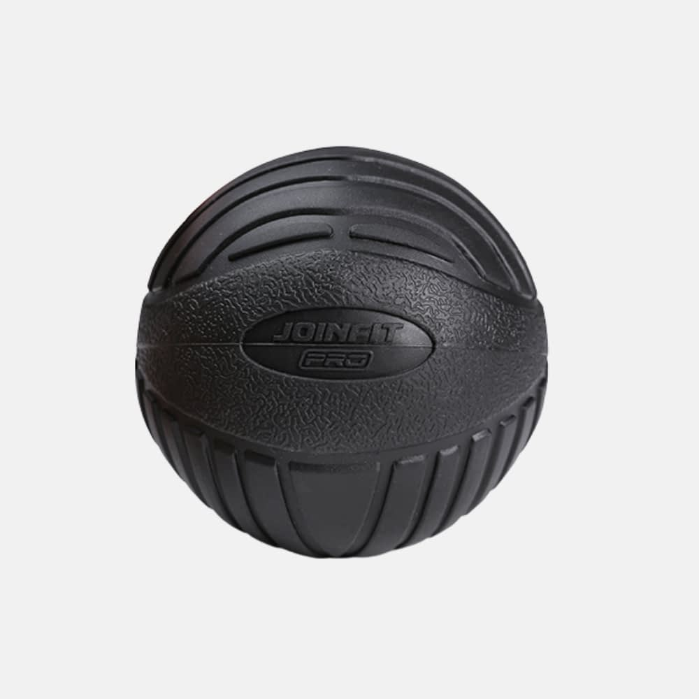 trigger point ball, vibrating lacrosse ball, 4 speeds levels, portable massager