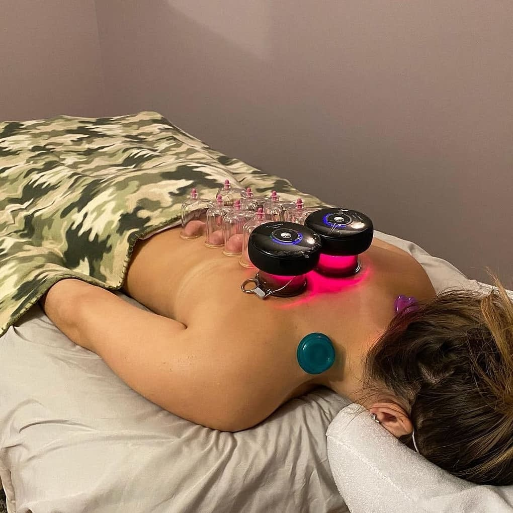Cupping massage therapy Achedaway review Maxiting