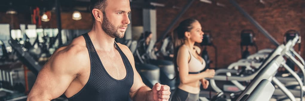 couple treadmill workout routine for beginners