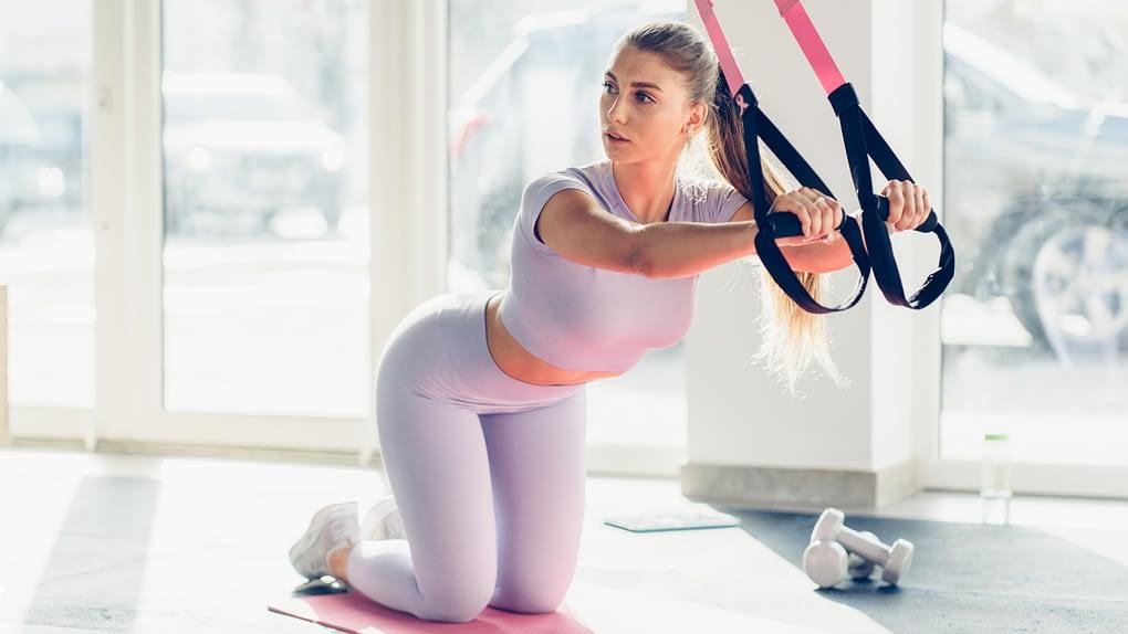suspension trainer australia workouts exercises