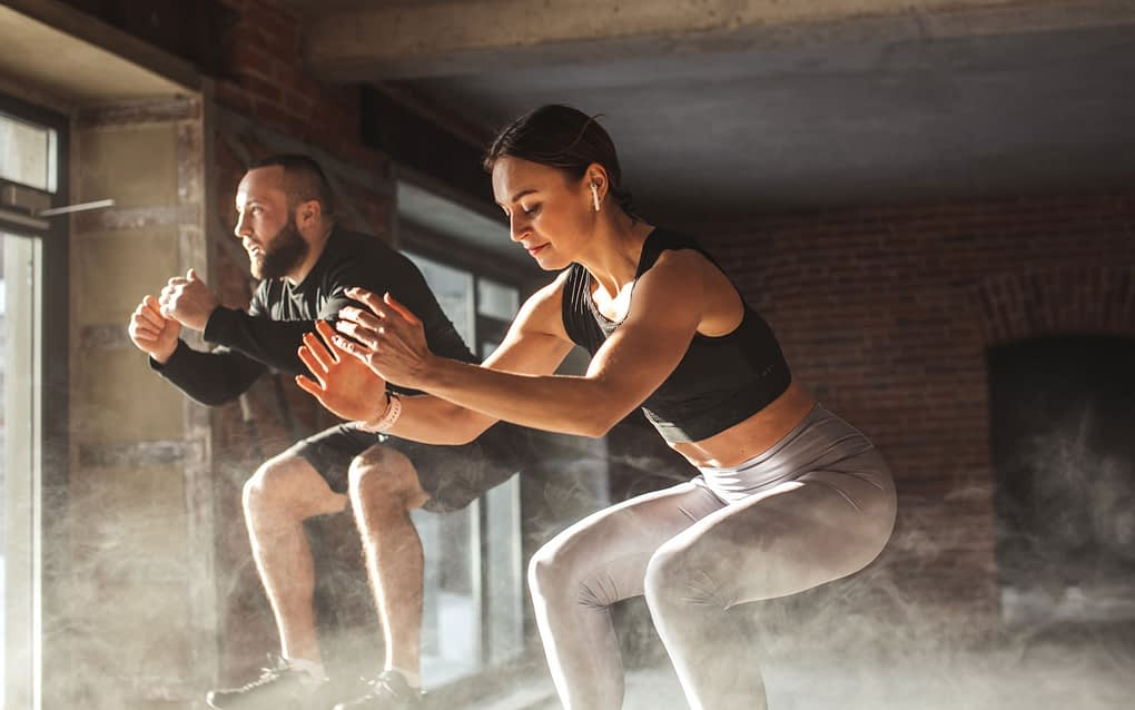 workout routine beginners MXT