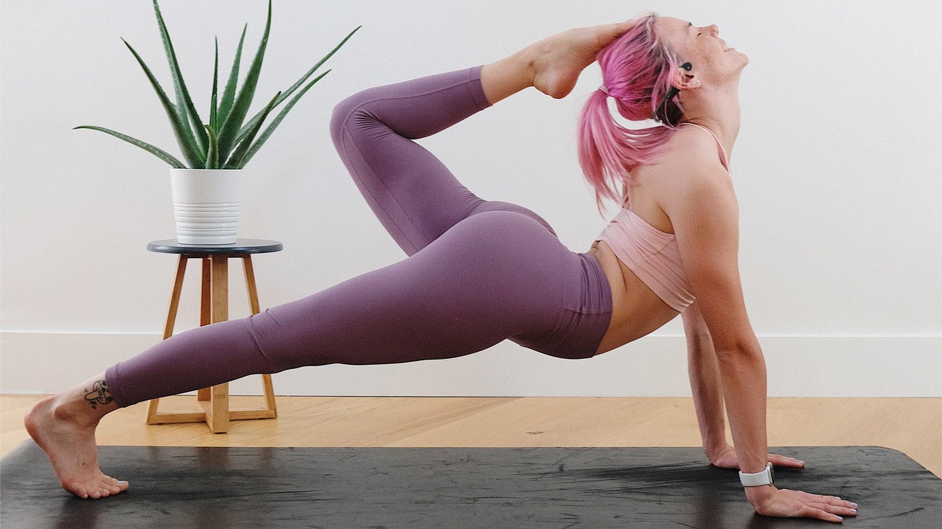 women using bone conduction headphones australia for yoga and comfort listening sports headphones