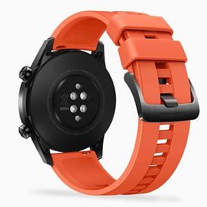 HUAWEI-Watch-GT2-Sport Edition-Orange-Back