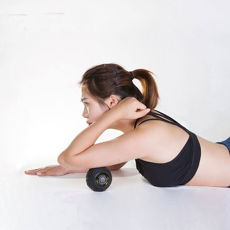 trigger point ball, vibrating massage ball, trigger point therapy